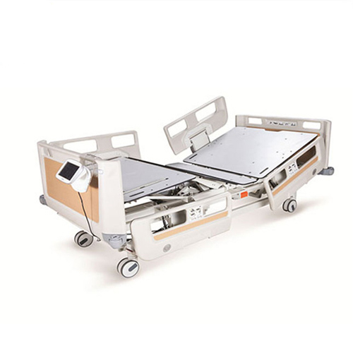 JQ-FM-5 ICU room electric five function patient bed with weighing function