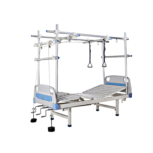 JQ-A37-1 hospital traction operation bed for fracture patient