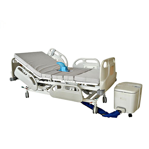 JQ-FH-12 disability patient nursing used medical bed with automatic toilet