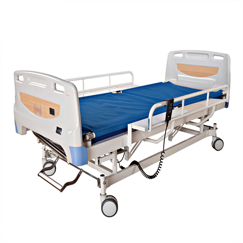 JQ-FS-1 turn over semi fowler bed home nursing bed