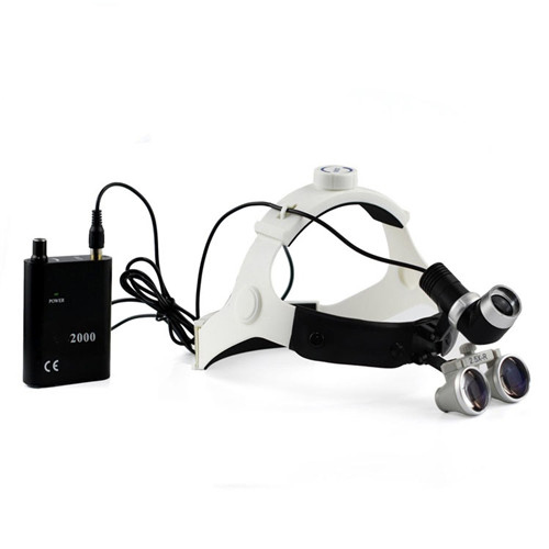 2.0X 2.5X 3.0X 3.5X 5.0X dental loupes optional medical surgical headlight ENT lamp